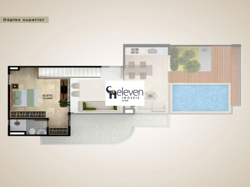 apartamento para venda barra, salvador 1 dormitório  1 sala, 1 banheiro, 1 vaga 76,00 útil  preço: r$ 500.000 - ap01200 - 32678189