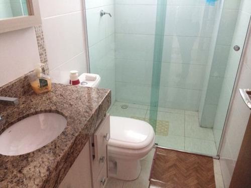 apartamento para venda boqueirão praia grande - 1438