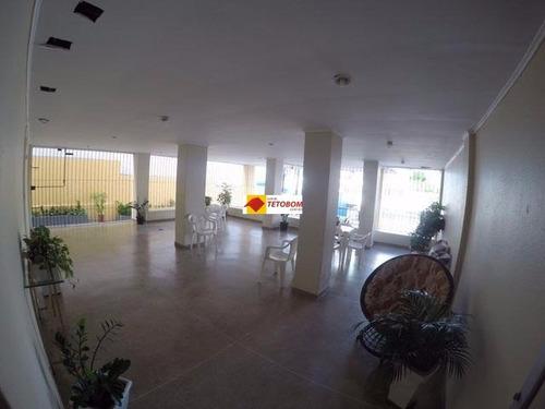 apartamento para venda brotas, salvador, 3 dormitórios, - tnv75 - 4212044