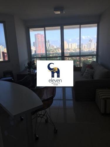 apartamento para venda caminho das arvores, salvador r$620.000 (oportunidade única) com: 2 dormitórios sendo 2 suítes, 1 sala, 1 banheiro, 2 vagas 78,00 m² útil. condomínio: r$ 915 - tbf0010 - 4393942