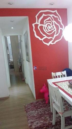 apartamento para venda, campestre, santo andré - ap3943. - ap3949