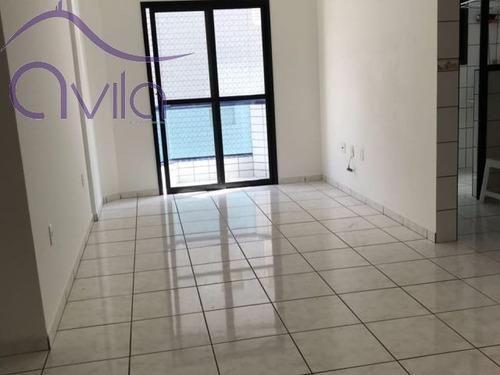 apartamento para venda canto do forte praia grande - 5083