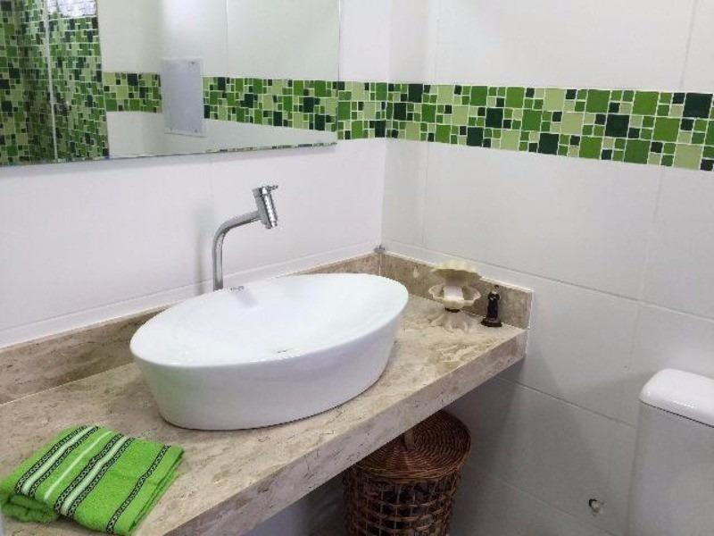 apartamento para venda - cobertura penthouse - 196m² - guarujá - r$ 650.000,00 3 quartos, sendo 2 suítes com armários embutidos de madeira maciça e ar condicionados novos, sala amp - ap00482 - 4395389
