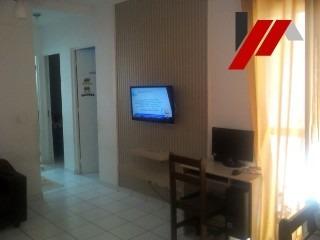 apartamento para venda condominio bela vista varandas jardim santa terezinha (nova veneza), sumaré - ap00217 - 4927320