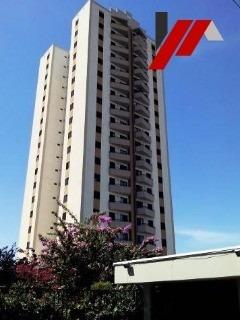 apartamento para venda condomínio top life, vila industrial, campinas - ap00187 - 4754374