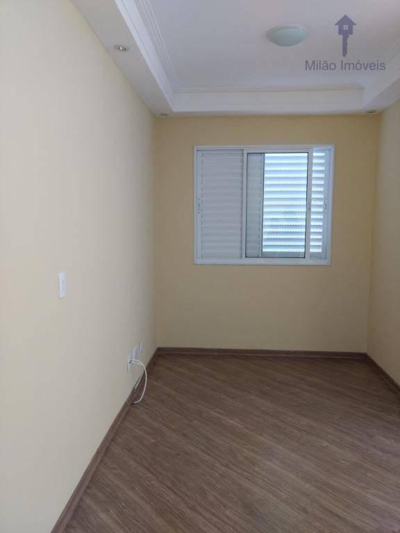 apartamento para venda condomínio upper life sorocaba - 2 dormitórios e 1 suíte - ap0293