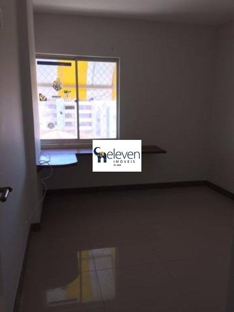 apartamento para venda costa azul, salvador 2 dormitórios sendo 1 suíte, 1 sala, 1 banheiro, 1 vaga 80,00 útil preço: r$320.000 condomínio: r$ 400 - tjl7002 - 4696479