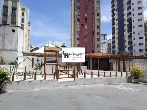 apartamento para venda costa azul, salvador nascente 3 dormitórios, 1 sala, varanda, dependência ,3 banheiros, 2 vagas, 101 m². - ap01691 - 32958435