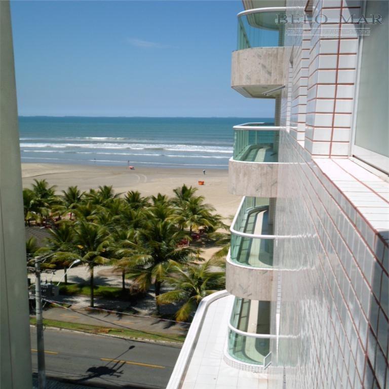 apartamento para venda e locação, campo da aviação, praia grande - ap0006. - ap0006