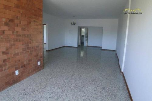 apartamento para venda e locação ed. são clemente, praia do canto, vitória. - ap1988