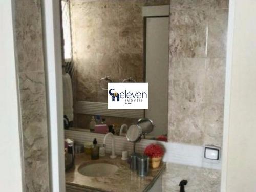 apartamento para venda e locação federação, salvador 4 dormitórios sendo 2 suítes, 2 salas, 4 banheiros, 2 vagas 180,00 útil - tot1598 - 4947529