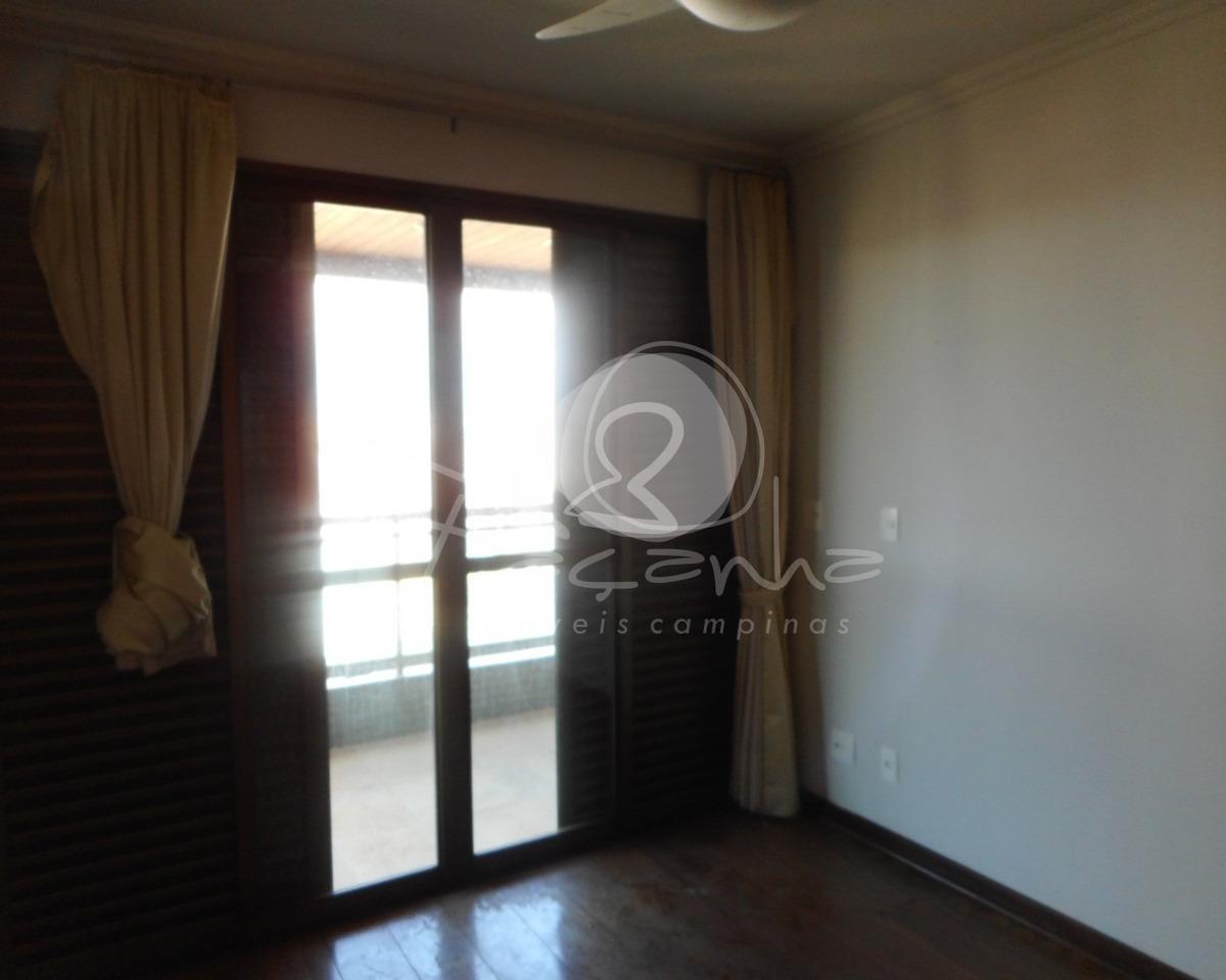 apartamento para venda e locação na vila itapura em campinas - ap02767 - 33587801