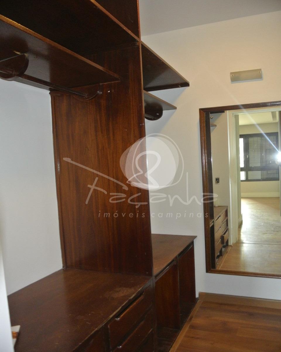 apartamento para venda e locação no cambuí em campinas  -  imobiliária em campinas - ap03264 - 34681777