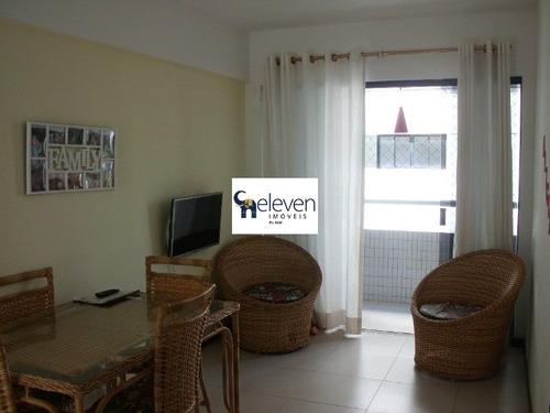 apartamento para venda em armação , salvador com 1 quarto, sala, cozinha, banheiro,1 vaga coberta,  40 m². - ap01315 - 32737610