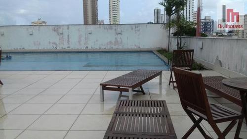 apartamento para venda em belém, pedreira, 3 dormitórios, 1 suíte, 3 banheiros - v4429