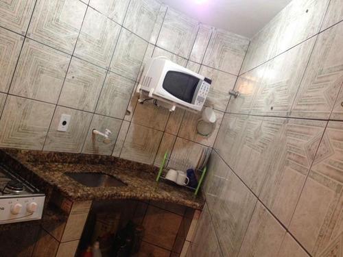 apartamento para venda em caldas novas, 1 dormitório, 1 banheiro, 1 vaga - 106
