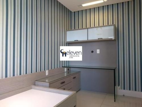 apartamento para venda em caminho das arvores, salvador nascente com 3 quartos , sala, varanda,dependência completa, cozinha, área de serviço, 2 banhe - ap01802 - 33136267