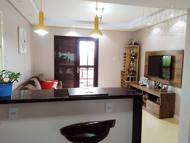 apartamento para venda em canoas, nossa senhora das graças, 2 dormitórios, 1 banheiro - jva2380_2-863385