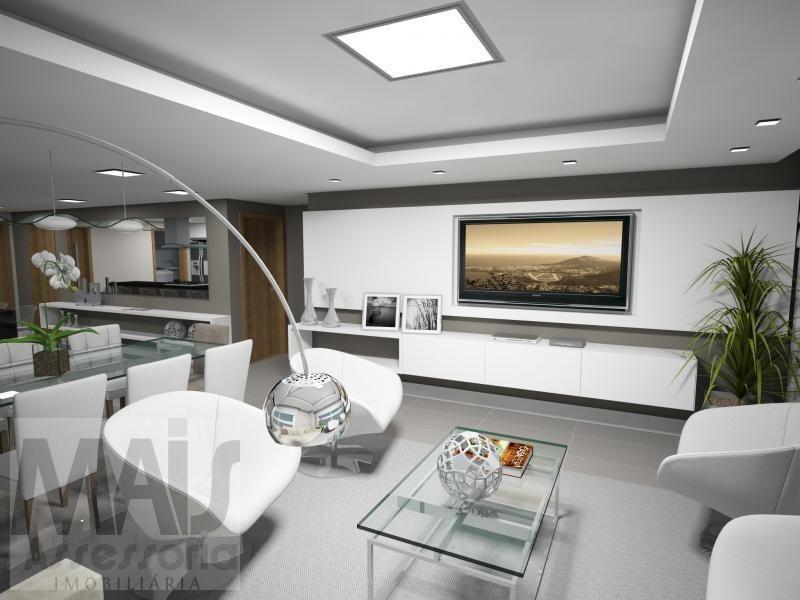 apartamento para venda em canoas, nossa senhora das graças, 3 dormitórios, 3 suítes, 4 banheiros, 2 vagas - cva017_2-500481