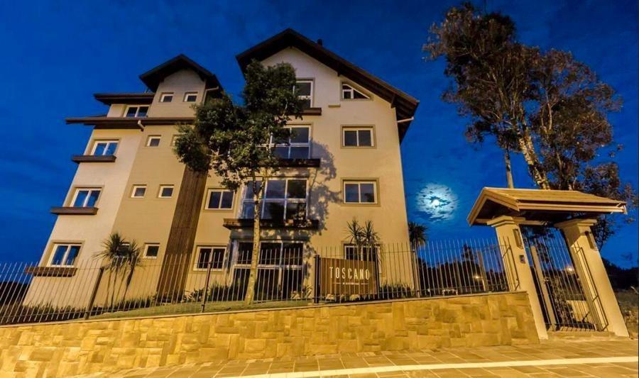 apartamento para venda em gramado, carazal, 1 dormitório, 1 suíte, 2 banheiros, 2 vagas - jva2033