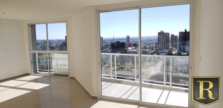apartamento para venda em guarapuava, trianon, 2 dormitórios, 1 suíte, 2 banheiros, 1 vaga - _2-868521