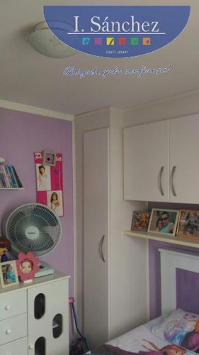 apartamento para venda em itaquaquecetuba, chácara dona escolástica - 180322a
