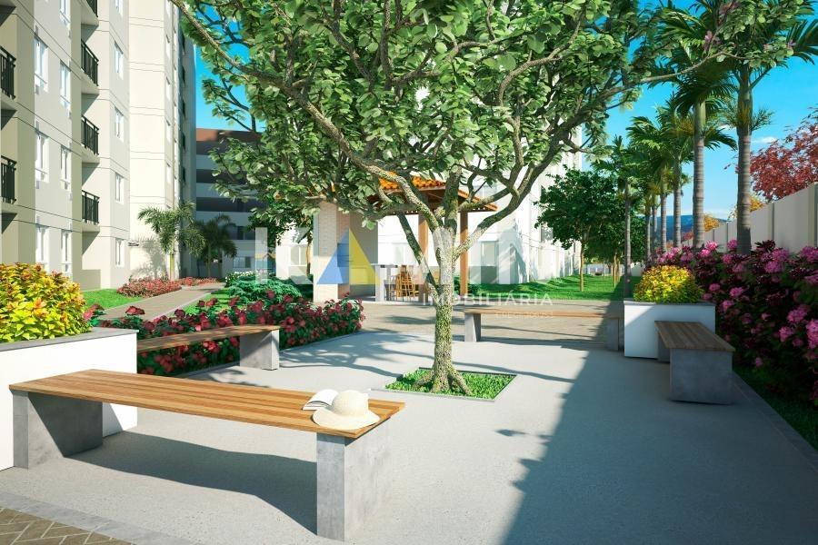 apartamento para venda em joinville, bucarein, 2 dormitórios, 1 banheiro, 1 vaga - scrpbec07_2-803376