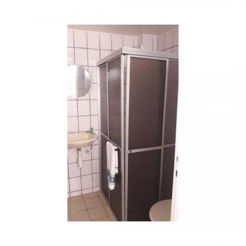 apartamento para venda em joão pessoa, jardim luna, 2 dormitórios, 1 suíte, 2 banheiros, 1 vaga - 885528