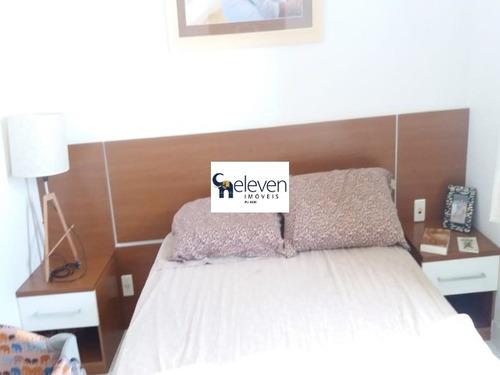 apartamento para venda em matatu, salvador com 2 quartos sendo uma suite, sala, varanda, cozinha, área de serviço, 2 vagas, 71 m². - ap01555 - 32867964
