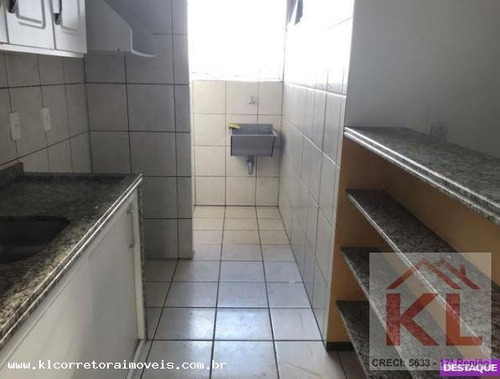 apartamento para venda em natal, candelária, 2 dormitórios, 1 suíte, 2 banheiros, 1 vaga - ka 0866