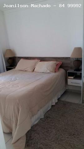 apartamento para venda em natal, candelária - natture condomínio club, 2 dormitórios, 1 suíte, 2 banheiros, 1 vaga - ap0440