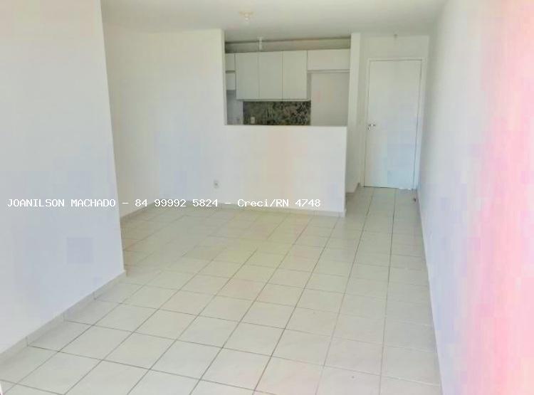 apartamento para venda em natal, candelária - natture condomínio club, 3 dormitórios, 1 suíte, 2 banheiros, 2 vagas - ap1135-natture 3q