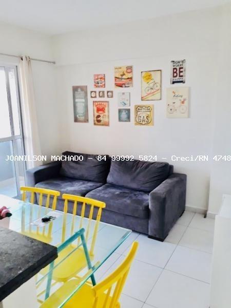 apartamento para venda em natal, cidade da esperança - west village, 2 dormitórios, 1 suíte, 2 banheiros, 1 vaga - ap1046-west village