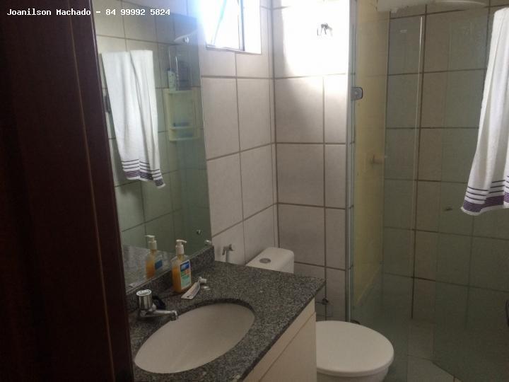 apartamento para venda em natal, lagoa nova - ville de saint denis, 3 dormitórios, 1 suíte, 3 banheiros, 2 vagas - ap0266
