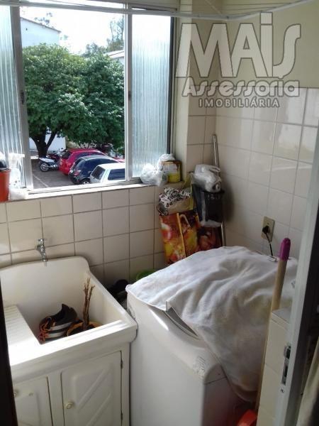 apartamento para venda em novo hamburgo, rondônia, 2 dormitórios, 1 banheiro, 1 vaga - cwvap021_2-1003997