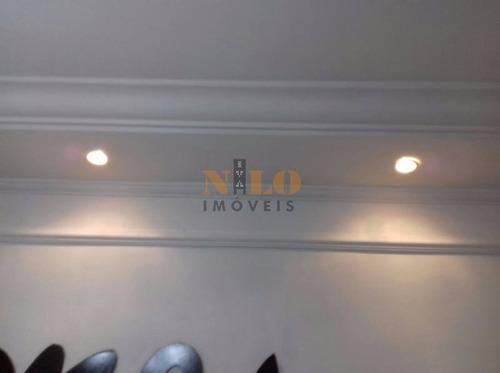 apartamento para venda em ótima localização, 2 dorm, sala 2 ambientes, cozinha, 58 m² - 793