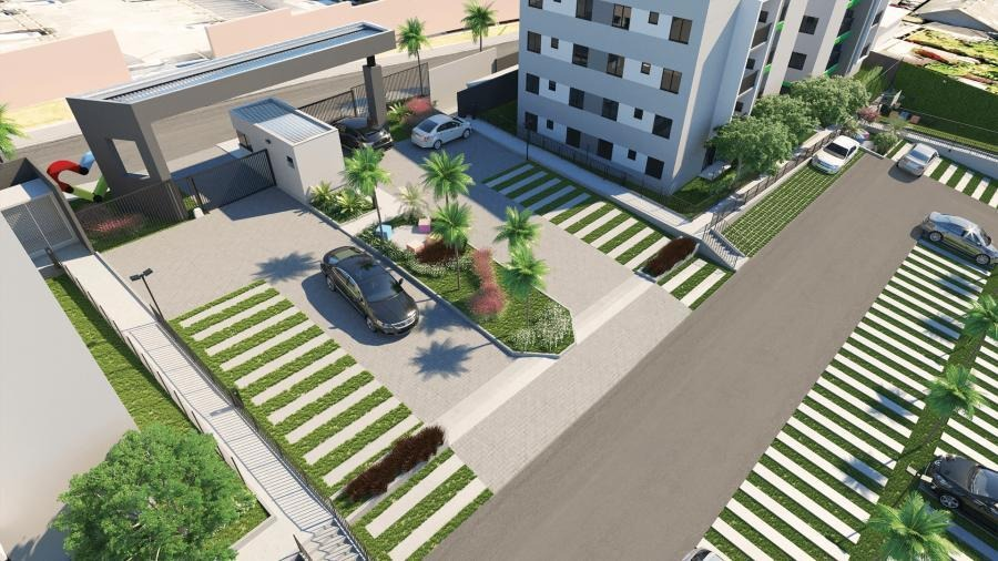 apartamento para venda em ponta grossa, oficinas, 2 dormitórios, 1 banheiro, 1 vaga - l-vitacce_1-1222986