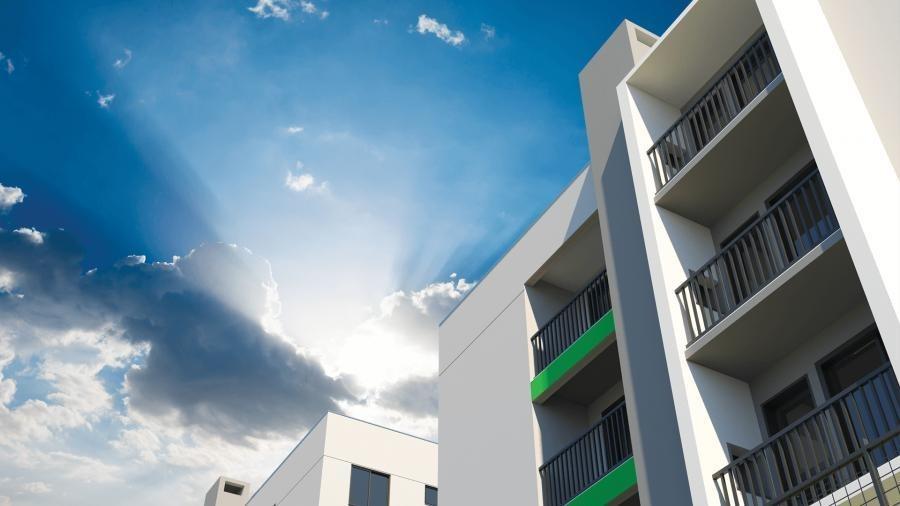 apartamento para venda em ponta grossa, oficinas, 2 dormitórios, 1 banheiro, 1 vaga - l-vitacce_1-1222987