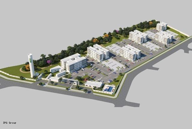apartamento para venda em ponta grossa, olarias, 2 dormitórios, 1 banheiro, 1 vaga - pontal da_1-1059671