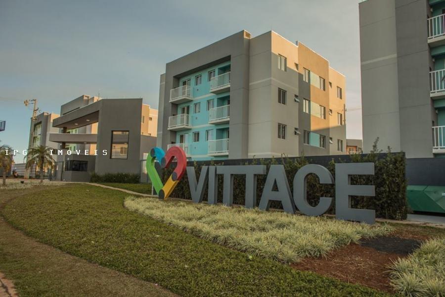 apartamento para venda em ponta grossa, uvaranas, 2 dormitórios, 1 banheiro, 1 vaga - vittaceuv_1-1061908