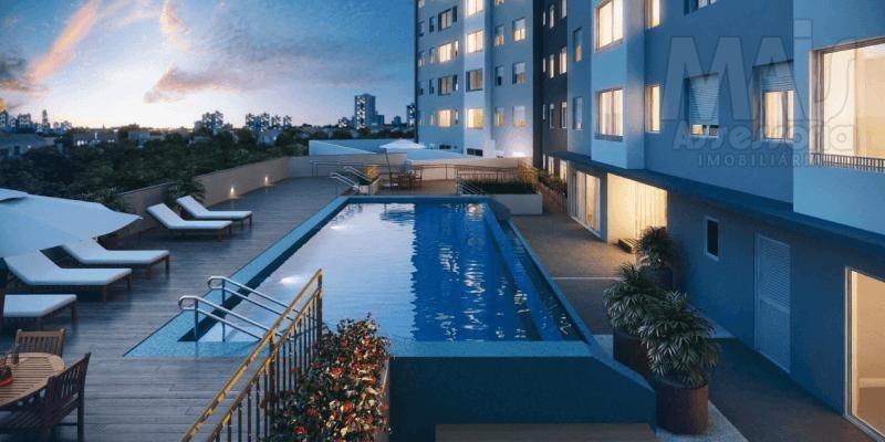 apartamento para venda em porto alegre, partenon, 1 dormitório, 1 suíte, 2 banheiros, 1 vaga - jva2582_2-888008
