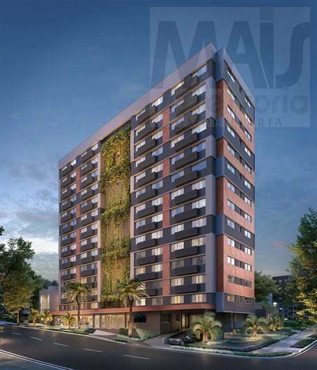apartamento para venda em porto alegre, petrópolis, 1 dormitório, 1 banheiro - jva2031_2-830898