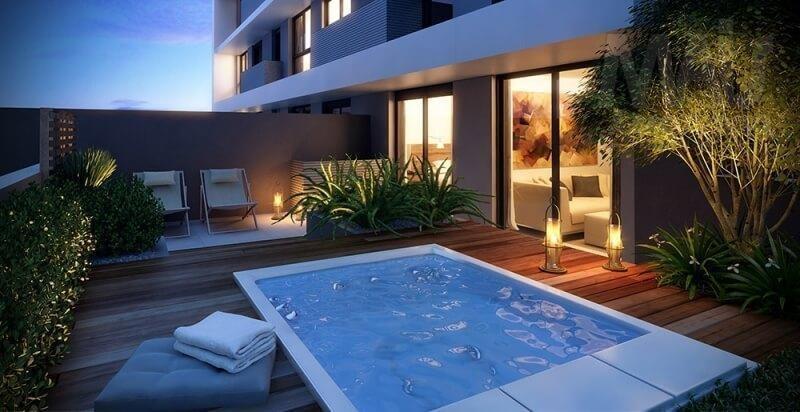 apartamento para venda em porto alegre, praia de belas, 1 dormitório, 1 suíte, 1 banheiro, 1 vaga - sva0003_2-887966