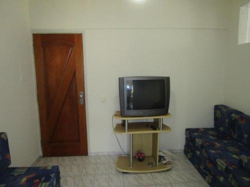 apartamento para venda em praia grande, vila tupi, 1 dormitório, 1 banheiro, 1 vaga - ap0250