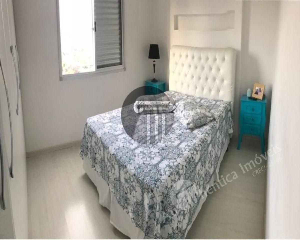apartamento para venda em quitauna, osasco - 4460 - 33823497