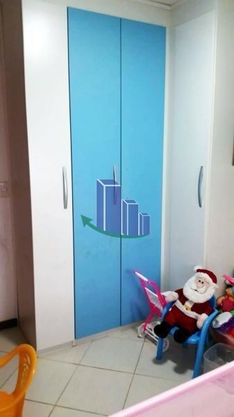 apartamento para venda em rio de janeiro, recreio dos bandeirantes, 2 vagas - ap17152