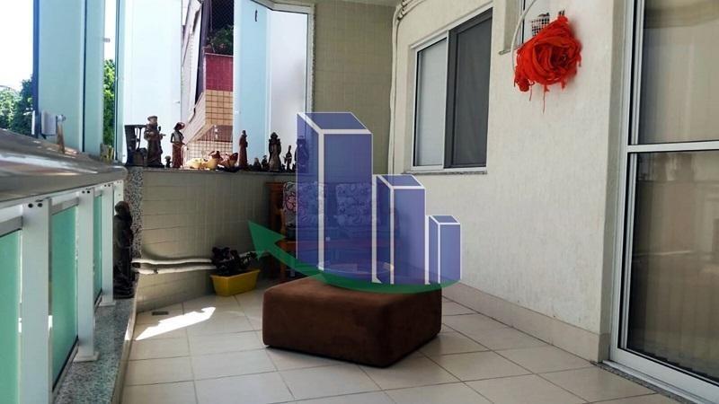 apartamento para venda em rio de janeiro, recreio dos bandeirantes, 2 vagas - ap17152_2-956427