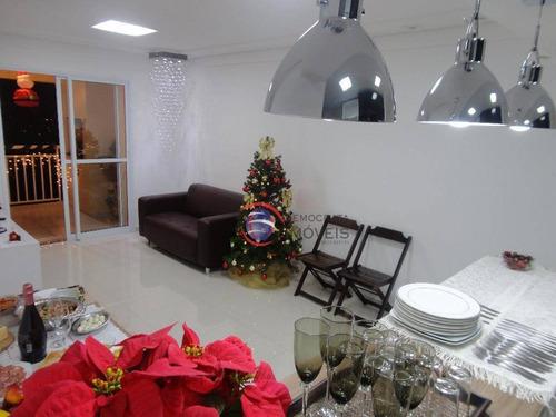 apartamento para venda em santo andré ap3867 - ap3867