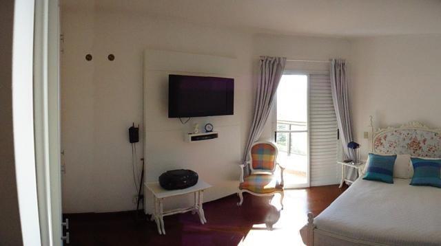 apartamento para venda em santo andré, bairro jardim, 4 dormitórios, 2 suítes, 6 banheiros, 4 vagas - 1821_1-29299