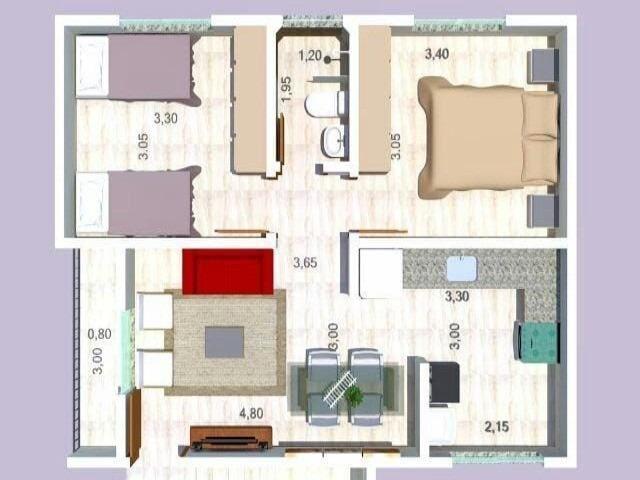 apartamento para venda em sertãozinho - ap00460 - 31997086